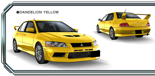 LANCER EVOLUTION Ⅶ GSR [CT9A]